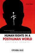 Cover for Human Rights in a Post Human World: Critical Essays