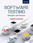 Cover for Software Testing: Principles and Practices