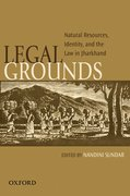 Cover for Legal Grounds