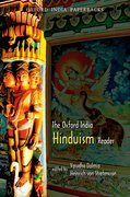 Cover for The Oxford India Hinduism Reader