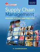 Cover for Supply Chain Management: Process, Function & System