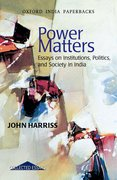 Cover for Power Matters