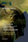 Cover for Between Modernity and Nationalism