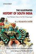 Cover for The Illustrated History of South India