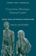 Cover for Contentious Marriages, Eloping Couples
