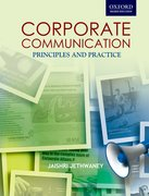 Cover for Corporate Communications Principles and Practices Corporate Communications