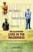 Cover for The Illustrated Lives in the Wilderness