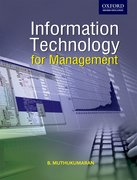 Cover for Information Technology for Management