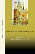 Cover for Globalization and Politics in India