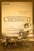 Cover for Remembered Childhood