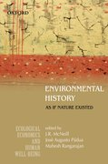 Cover for Environmental History