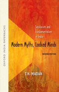 Cover for Modern Myths, Locked Minds