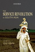 Cover for The Service Revolution in South Asia