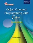 Cover for Object Oriented Programming with C++ 2/e