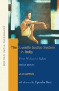 Cover for Juvenile Justice System in India