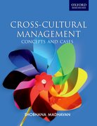 Cover for Cross-cultural Management: Concepts and Cases