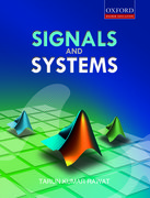 Cover for Signals and Systems