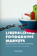 Cover for Liberalizing Foodgrains Markets