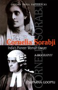 Cover for Cornelia Sorabji