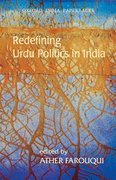 Cover for Redefining Urdu Politics in India