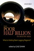 Cover for The Poor Half Billion in South Asia
