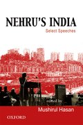 Cover for Nehru