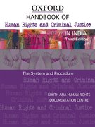 Cover for Handbook of Human Rights and Criminal Justice in India
