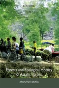 Cover for Forests and Ecological History of Assam