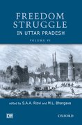 Cover for Freedom Struggle in Uttar Pradesh