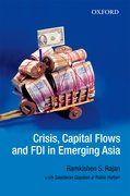 Cover for Crisis, Capital Flows and FDI in Emerging Asia
