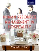Cover for Human Resource Management in Hospitality