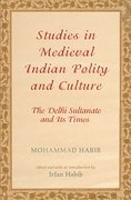 Cover for Studies in Medieval Indian Polity and Culture