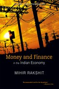 Cover for Money and Finance in the Indian Economy