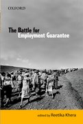 Cover for The Battle for Employment Guarantee