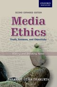 Cover for Media Ethics