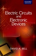 Cover for Electric Circuits and Electronic Devices