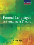 Cover for Formal Languages and Automata Theory