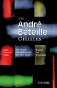 Cover for The Andre Beteille Omnibus