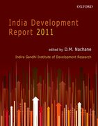 Cover for India Development Report 2010