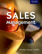 Cover for Sales Management