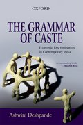 Cover for The Grammar of Caste
