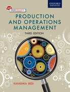 Cover for Production and Operations Management