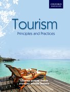 Cover for Tourism: Principles and Practices