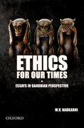 Cover for Ethics For Our Times