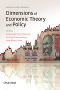 Cover for Dimensions of Economic Theory and Policy