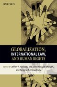 Cover for Globalization, International Law, and Human Rights