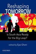 Cover for Reshaping Tomorrow