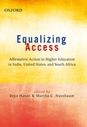 Cover for Equalizing Access
