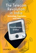 Cover for The Telecom Revolution in India