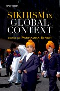 Cover for Sikhism in Global Context